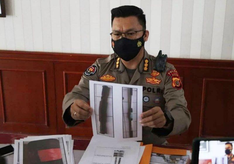 Lima Terduga Teroris Aceh