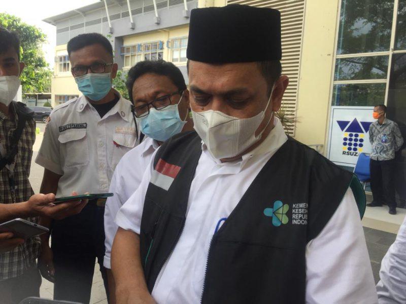 Nakes di Aceh Termakan Hoaks Hingga Takut Jarum Suntik Saat Divaksin