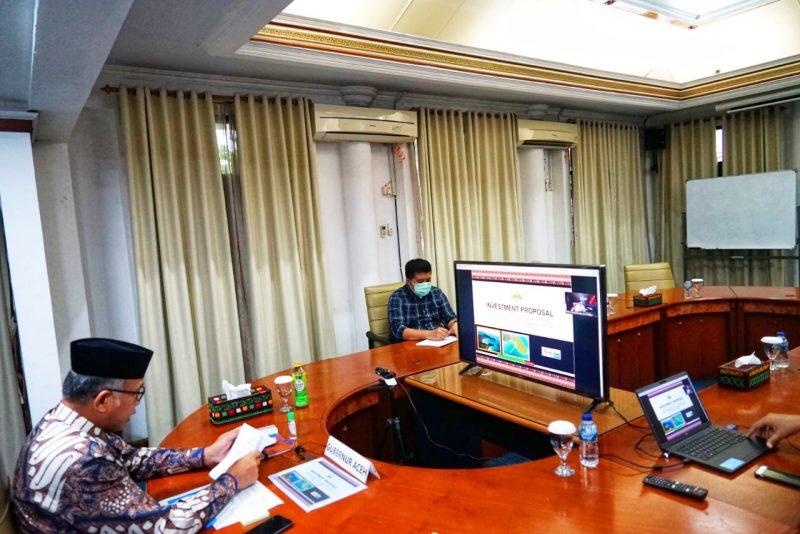 Nova Minta Petunjuk Luhut Rencana Pemerintah Aceh ke Abu Dhabi