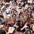 Militer Myanmar Kepung Balai Kota Yangon