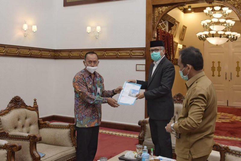 Nova Berharap BSI Bisa Berdampingan dengan Bank Aceh Syariah