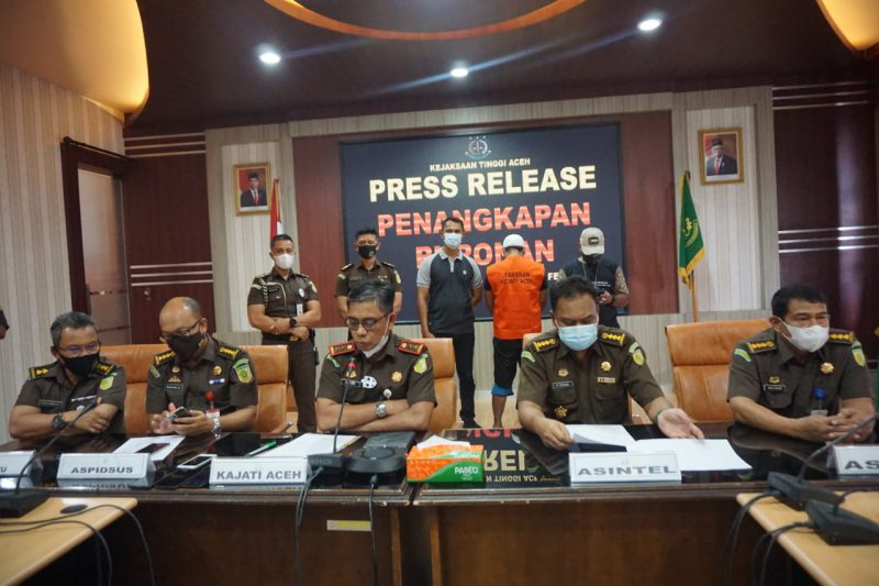 Butuh 4 Tahun Kejati Aceh Bekuk Terpidana Korupsi
