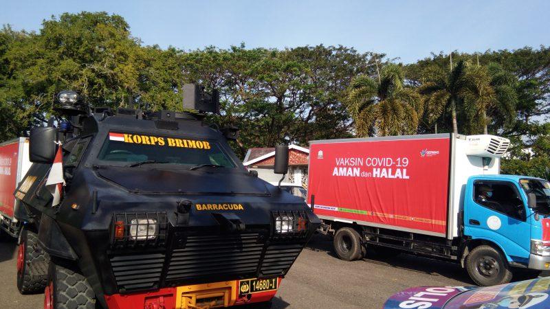 48 Ribu Vaksin Disalurkan ke Seluruh Aceh