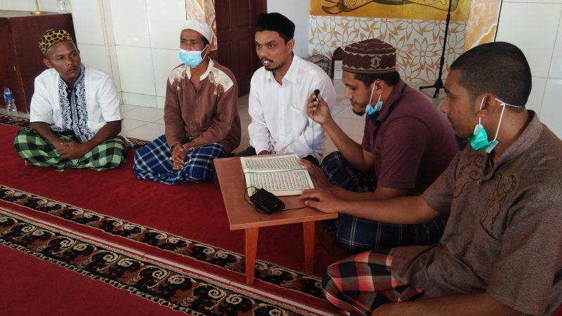 Tepis Stigma Negatif, Napi Rutan Kajhu Ikut Tahfiz Quran