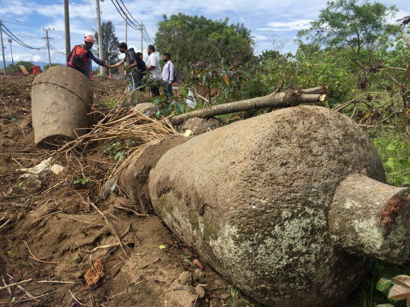 Nisan Kerajaan Aceh di Proyek Jalan Tol Harus Diselamatkan