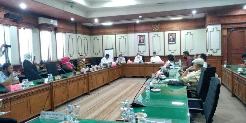 DPRA: Polemik Pilkada 2022 Perlu Perkuat Komunikasi dengan Pusat