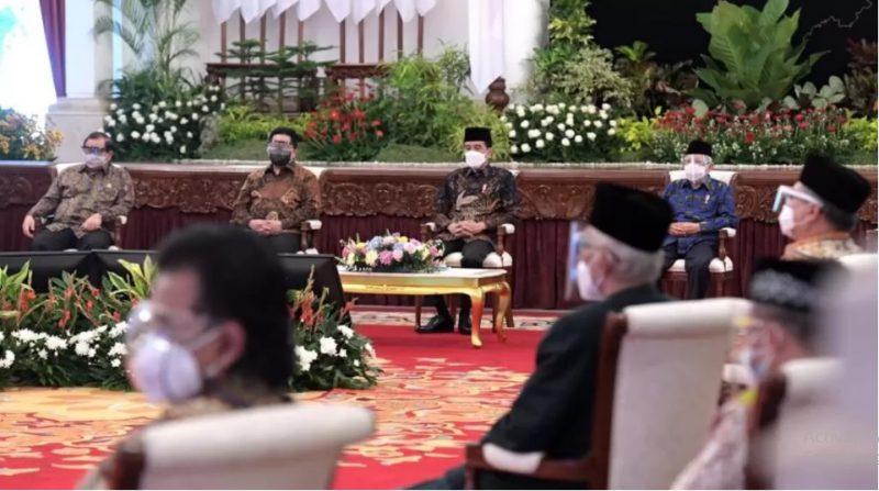 Jokowi: Bank Syariah Indonesia Jangan Hanya untuk Muslim Saja