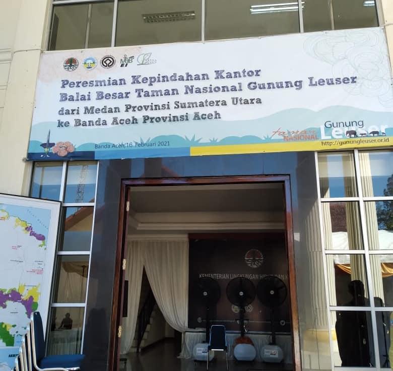 Besok, BBTNGL Resmi Berkantor di Aceh