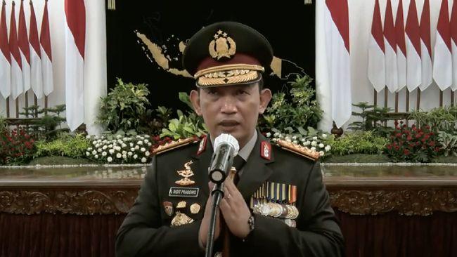 Kapolri Jenderal Listyo Sigit Prabowo menerbitkan surat telegram yang menjadi pedoman bagi penyidik dalam memproses kasus-kasus Undang-undang Informasi dan Transaksi Elektronik (UU ITE) di Indonesia.