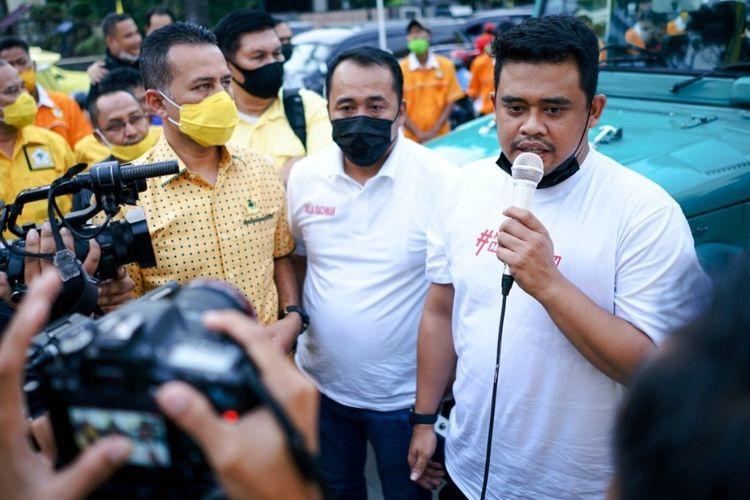 Hari Ini, Bobby Nasution Dilantik Jadi Wali Kota Medan