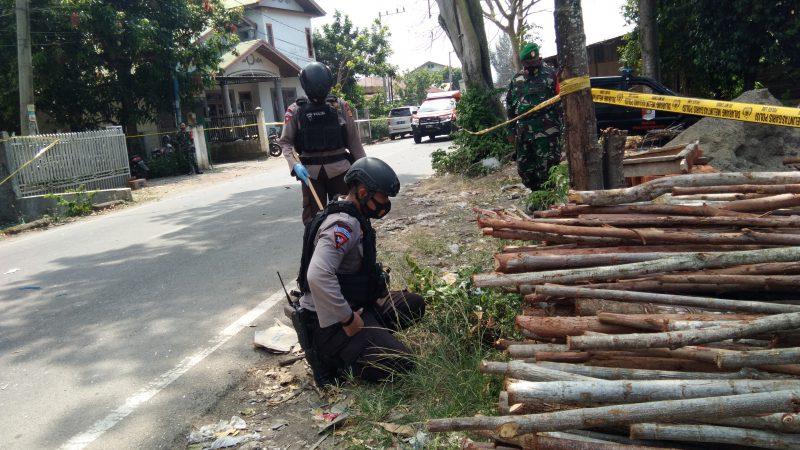 Ledakan di Lhong Raya, Polisi Belum Pastikan Itu Bom