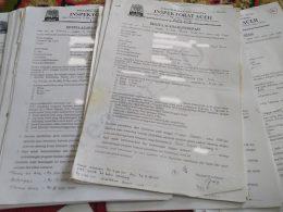 Babak Penggelapan Beasiswa Aceh