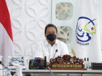 Menteri Kelautan dan Perikanan Sakti Wahyu Trenggono.